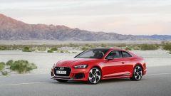 Audi RS 5 Coupé: sotto il cofano, un V6 biturbo da 450 cv