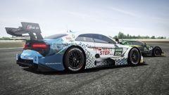 Audi RS 5 DTM Low Carbon Fuel Race Taxi, Emerson Fittipaldi