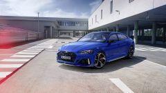 Audi RS 5 Sporback: dettaglio anteriore