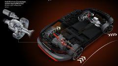 Audi RS e-tron GT, come funziona il differenziale elettronico