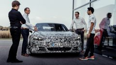 Audi RS e-tron GT, Di Grassi è entusiasta