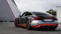 Audi RS e-tron GT, handling da auto da corsa