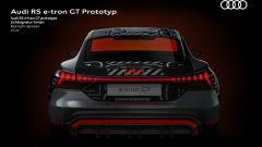 Audi RS e-tron GT, il posteriore