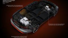 Audi RS e-tron GT, la trazione integrale quattro elettrica