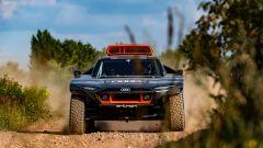 Presentato Audi RS Q e-tron: sfida elettrica alla Dakar