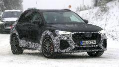 Nuova Audi RS Q3 2019: più scoperta nelle nuove foto spia  - Immagine: 1