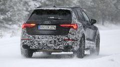 Nuova Audi RS Q3 2019: più scoperta nelle nuove foto spia  - Immagine: 7
