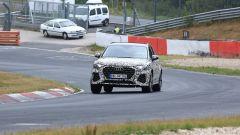Audi RS Q3 2019: vista frontale