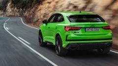 Audi RS Q3 Sportback, 400 cv di potenza