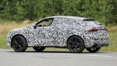 Audi RS Q3 Sportback per strada, le foto spia