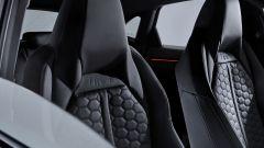 Audi RS Q3 Sportback, sedili sportivi RS