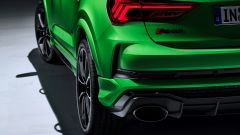 Audi RS Q3 Sportback, terminali di scarico
