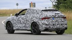 Audi RS Q3 Sportback vista da vicino