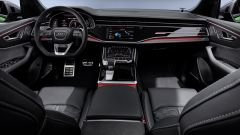 Audi RS Q8, gli interni