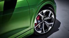 Audi RS Q8, i cerchi ruota
