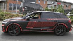 Audi RS Q8, la fiancata