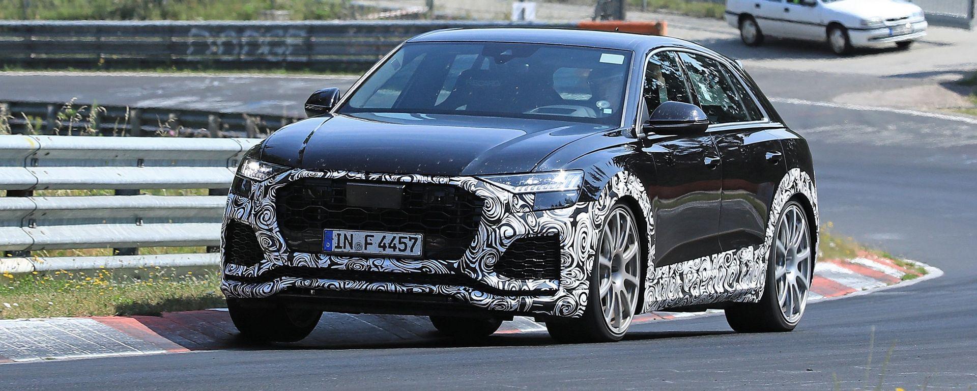 Video Audi RS Q8: collaudi finali per la Urus di Ingolstadt