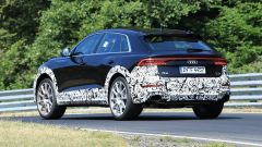 Video Audi RS Q8: collaudi finali per la Urus di Ingolstadt - Immagine: 9