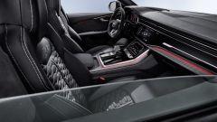 Audi RS Q8, sedili anteriori
