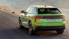 Audi RS Q8, vista posteriore