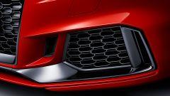 Audi RS3 2017: dettaglio della presa d'aria