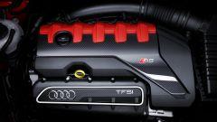 Audi RS3 2017: il motore 2.5 TFSI