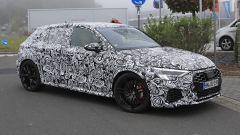 Audi RS3 2020: facelift di metà carriera