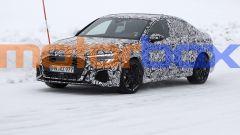 Audi RS3 Sedan: il 3/4 anteriore