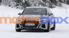 Audi RS3 Sedan: il frontale