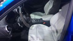 Audi RS3 Sedan, interni