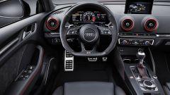 Audi RS3 Sedan: la plancia