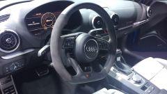 Audi RS3 Sedan, posto guida