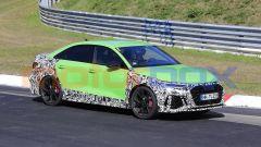 Audi RS3 Sedan, un muletto della terza generazione