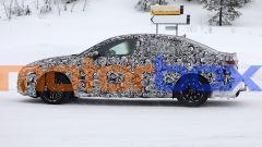 Audi RS3 Sedan: vista laterale