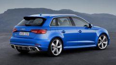Audi RS3 Sportback: contro nuova Delta HF, sai che scintille...