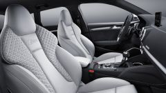 Audi RS3 Sportback: i sedili sportivi