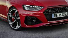 Audi RS4 Avant: dettaglio anteriore