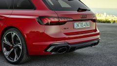 Audi RS4 Avant: dettaglio posteriore