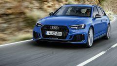 Audi RS4 Avant frontale