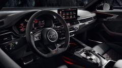 Audi RS4 Avant: la plancia