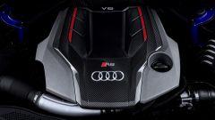 Audi RS4 Avant motore