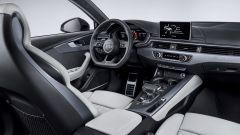 Audi RS4 Avant plancia