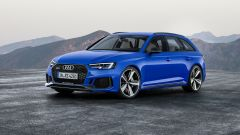 Audi RS4 Avant statica frontale
