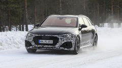 Audi RS4 Facelift: le prime foto spia - Immagine: 2