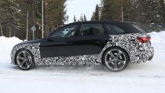 Audi RS4 Facelift: le prime foto spia - Immagine: 5