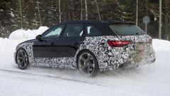 Audi RS4 Facelift: le prime foto spia - Immagine: 6