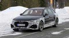 Audi RS4 Facelift: le prime foto spia - Immagine: 9