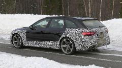 Audi RS4 Facelift: le prime foto spia - Immagine: 12