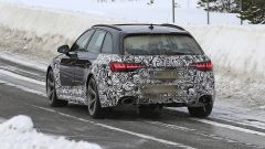 Audi RS4 Facelift: le prime foto spia - Immagine: 14
