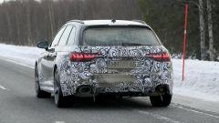 Audi RS4 Facelift: le prime foto spia - Immagine: 15